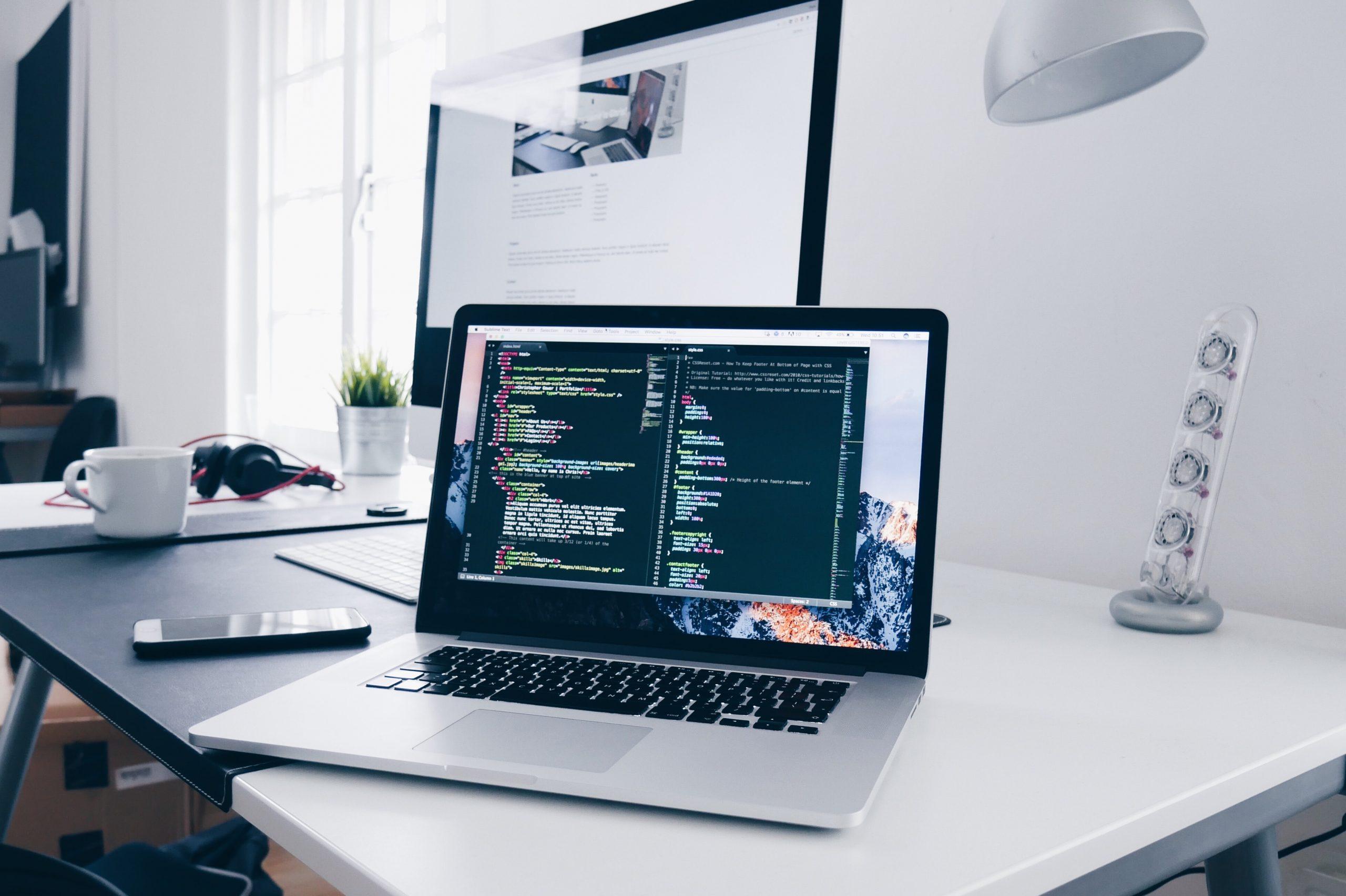 Code_laptop