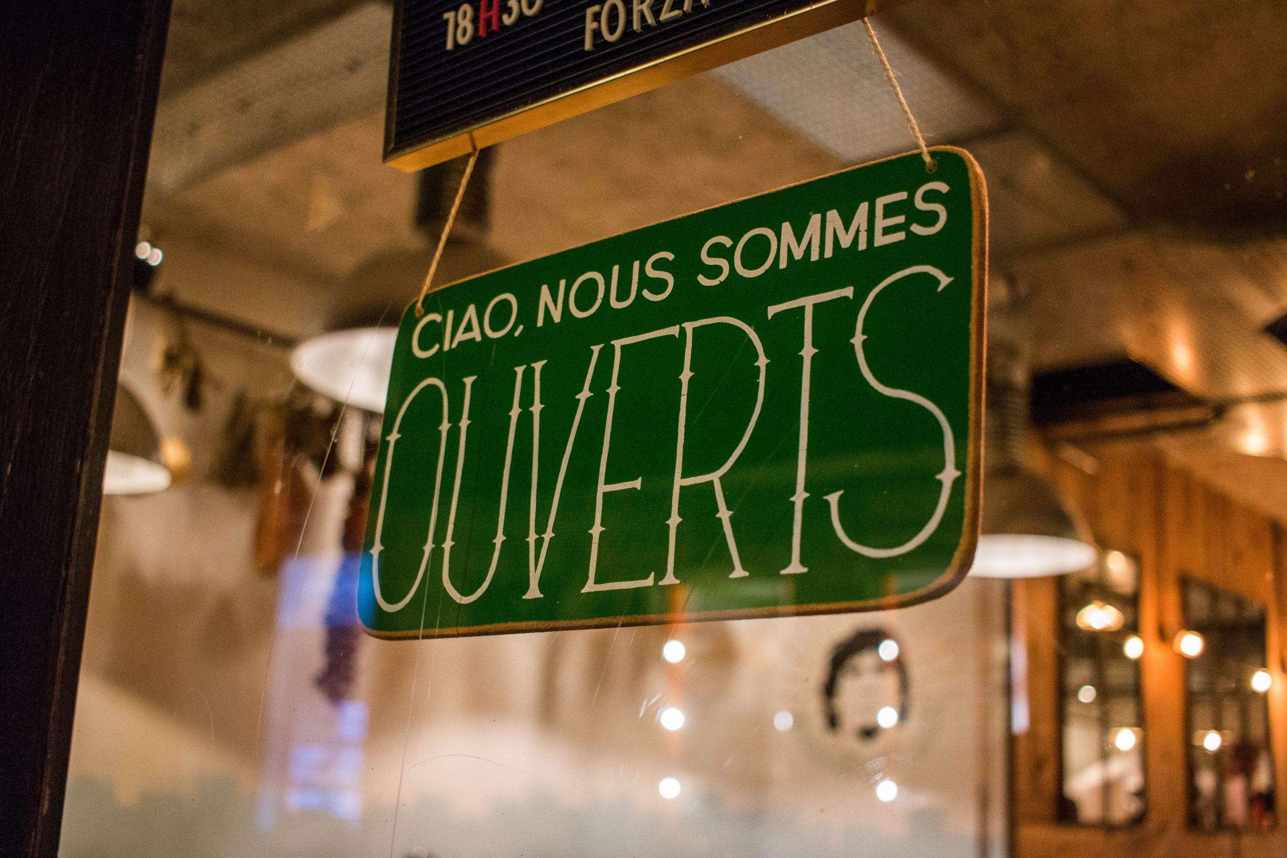Frankrijk bord